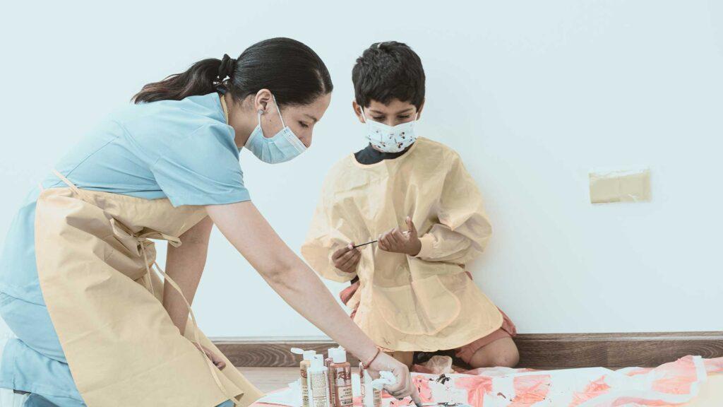 Child care services duabi