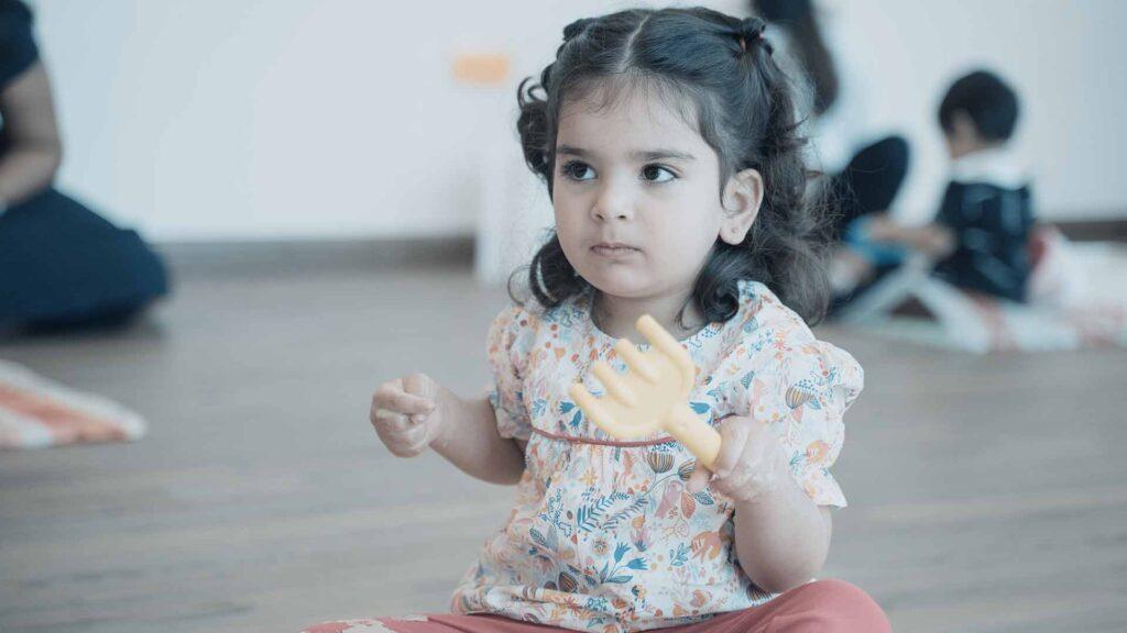 Child care services dubai