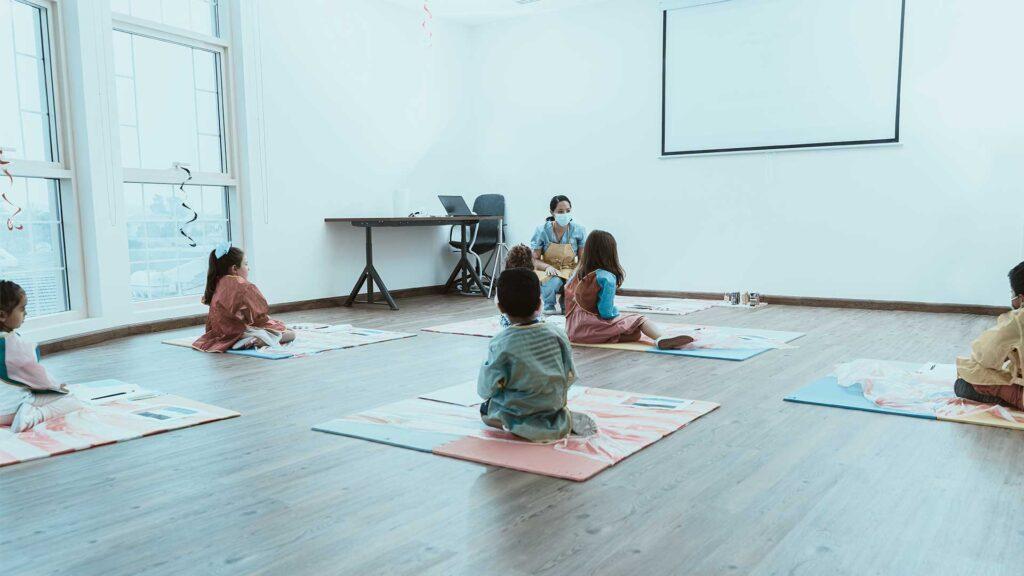 canvas workshop