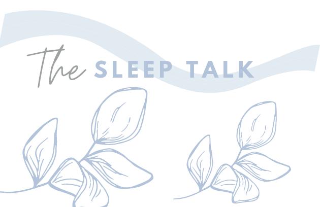 sleep talk